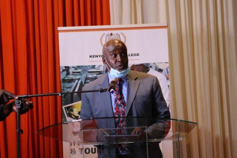 Chairman - Kenya Utalii College Council