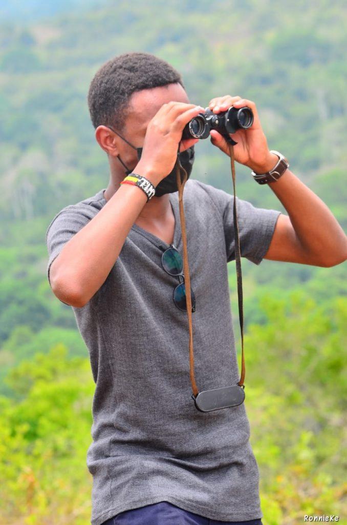 Kenya Utalii College, Tourism Student