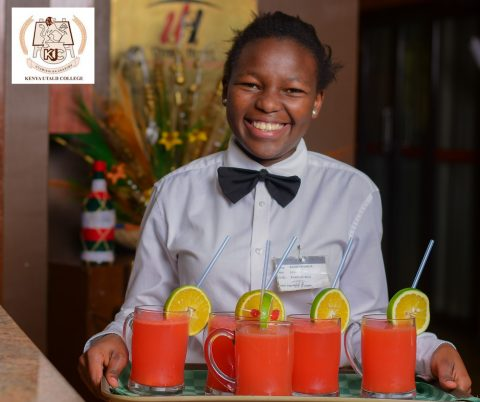 hospitality training offered by Kenya Utalii College