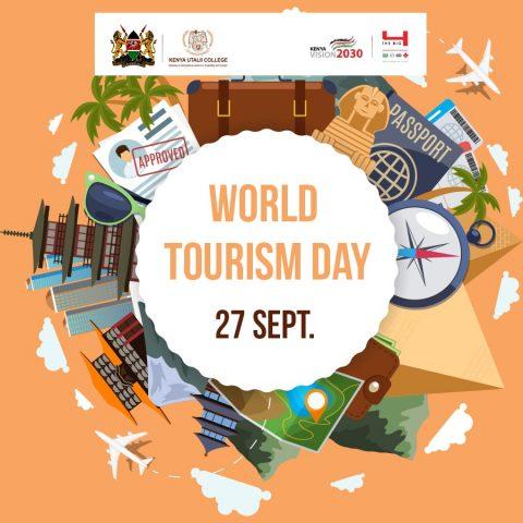 Kenya Utalii College World Tourism Day 2021