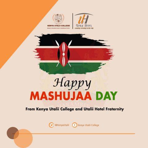 Kenya Utalii College mashujaa day